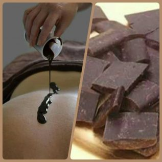 decadent-warm-chocolate-truffle-back-massage